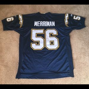 Reebok Other - 💫 tbt NFL Chargers Shawne Merriman Jersey 💫💫👍 f4d596ff5